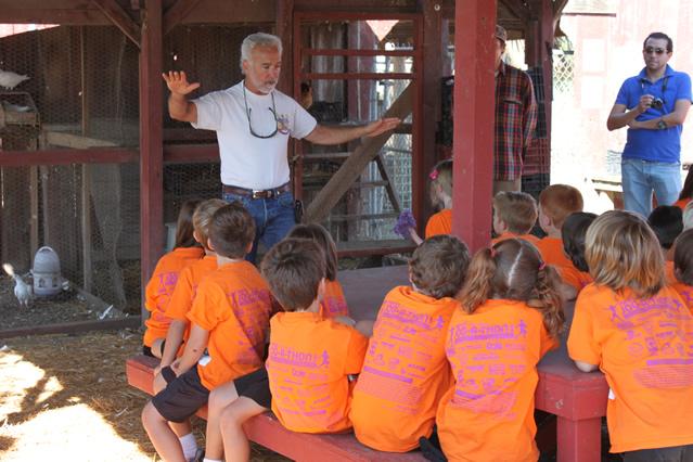 mcgrath farm tour